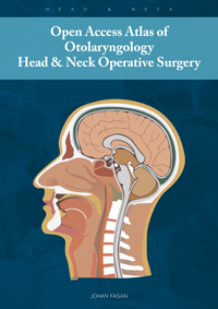 Cover for Open Access Atlas of Otolaryngology, Head and Neck Operative Surgery: Volume 1 - Head and Neck