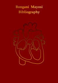 Cover for Bongani Mayosi: Bibliography