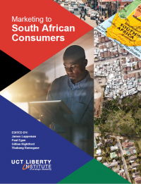 Cover for Marketing to South African Consumers