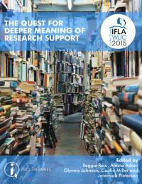Cover for The Quest for Deeper Meaning of Research Support